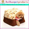 Handmade design Indoor pet House Bed For Dog