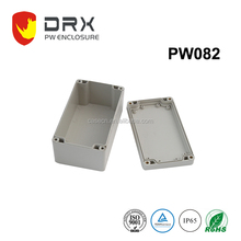 Outdoor Led Light Distribution Box DIY Plastic Electronic Enclosure