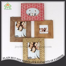 Cheap Chinese Antique Style Wood Wall Picture Frame Wholesale