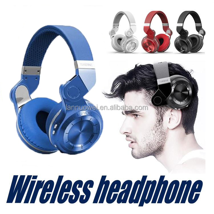 Original Bluedio T2 Noise Canceling Bluetooth 4.1 Stereo Headphones