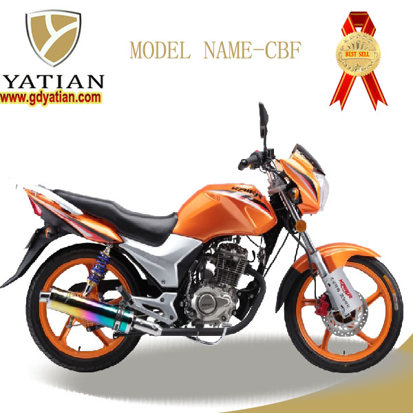 2016 New design popular cheap 150cc off road sports bike street Motorcycle for sale
