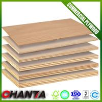 Hot Sale zebra wood veneer fancy plywood for furniture