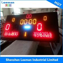 p16 perimeters dl8dp05vv0c0 portable led electronic digital basketball scoreboard
