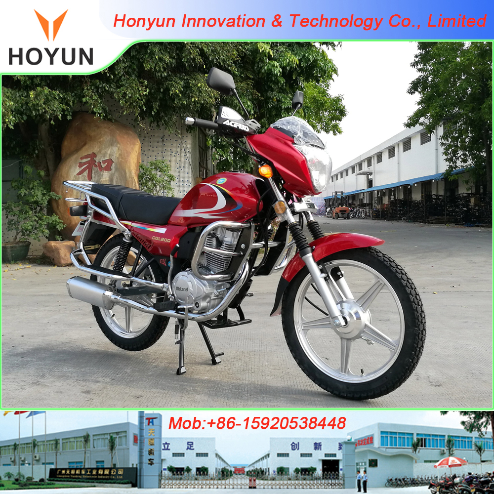 Hot sale in Bolivia Motonel CGL CGL200 street motorcycle
