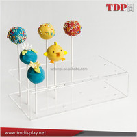 Cake Pops Clear Acrylic Display Stand