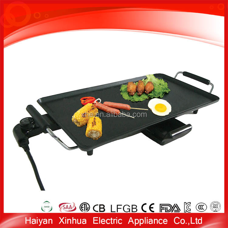 Manufacturer trade assured portable electric hot trays