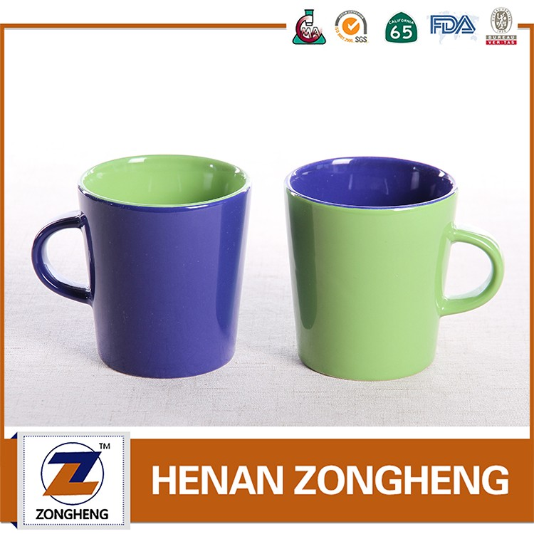 2017 Promotional gift eco friendly Stoneware Drinkware Ceramic Mug
