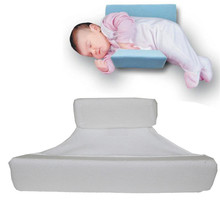 Factory price Health Care Triangle Incline Safe Foam Sleep Positioner and Baby Crib Wedge/baby pillow