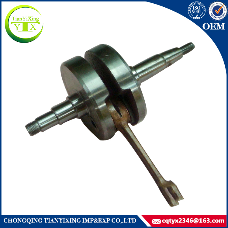 Cheap wuyng125 high quality forged steel new crankshaft