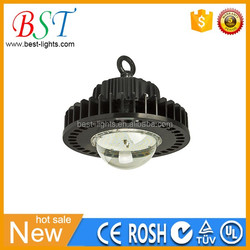 UL cUL DLC TUV CE RoHS SAA Listed With 8 Years Warranty 150W LED High Bay Light