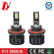 Smart H13 led lamp car bulb small size headlight with high lumens