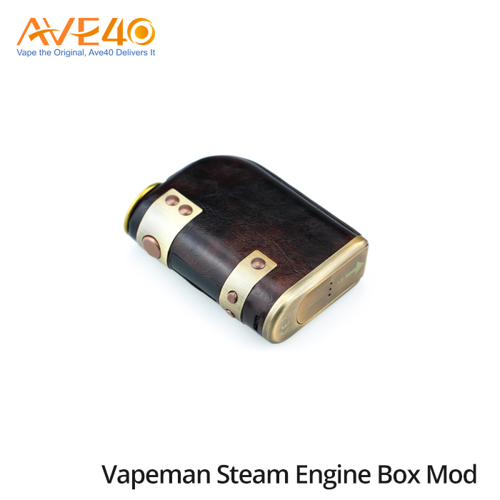 Ave40 Electronc Cigarette Vape Steam Engine DNA 75W Box Mod with Alibaba Express