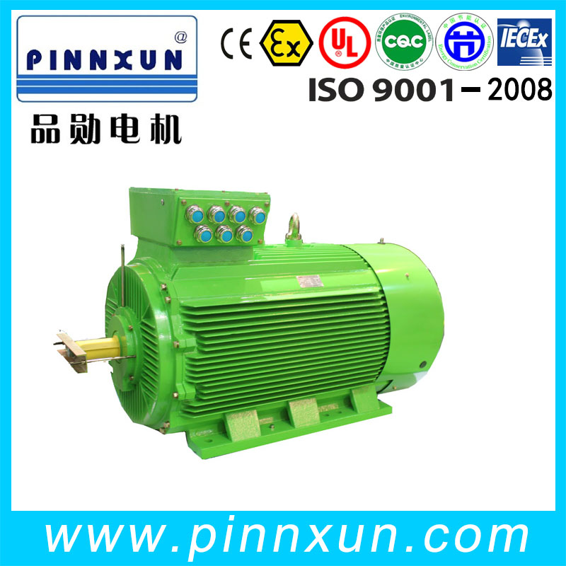 Y2 ac electric universal centrifugal fan motor 30kw