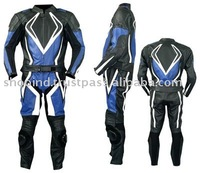 Motorbike Racer ready made garments,Leather Suit buyer in uk