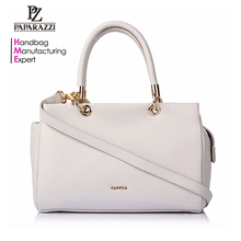 1008a-Paparazzi create your own brand Fashion Custom Hand Bag Manufacturer Women's Leather Handbag Satchel Bag for Ladies