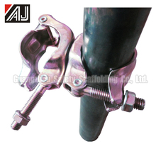 Drop Forged Scaffolding British Type Fixed Coupler For Sale