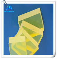 Shore Hardness 80A - 85A Type Polyester Polyurethane Sheets
