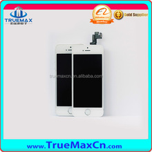 Lower wholesale price for iPhone display with home button,camera,flex