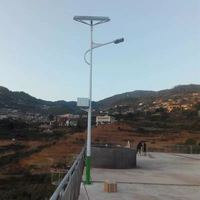Energy Saving Led Street Light Solar