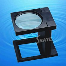 8X Stand Foldable Mini Scale Magnifier