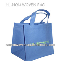 2014 custom cheap manufacture eco non woven fabric cloth bag printed