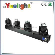 Cheap price 4in1 RGBW dj rotation bar 4 head led light moving head beam