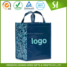 2014 special design fashion China non woven hand bags for lady