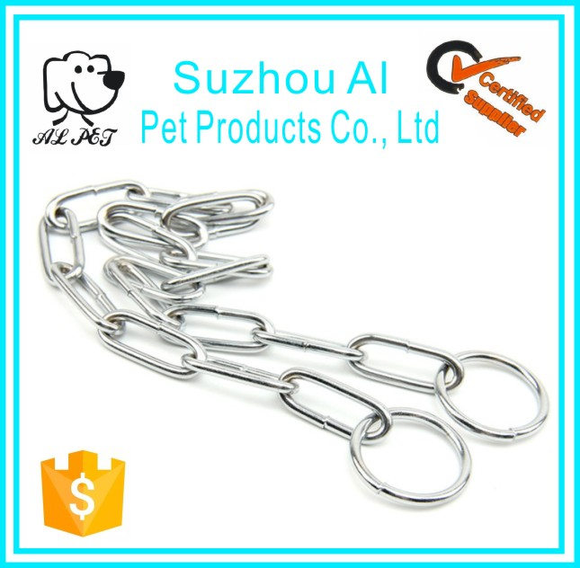 Wholesale Pet Product Stainless Steel Dog Snake Chains