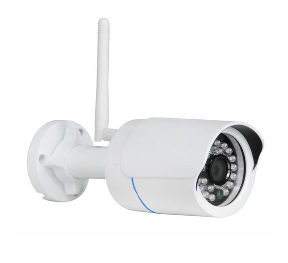 2015 hot selling WIFI Wireless NVR kits with ip night vision cameras 720P