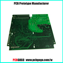 PCB prototype Manufacturer PCBGOGO offer 2L Board for smart electronics