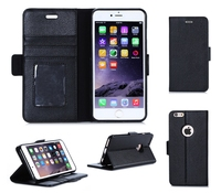2016 Best Selling Products 5.5inch Smart Leather Phone Case For iPhone 6