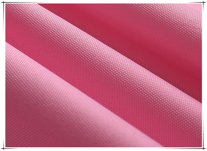 600D PU Coated 100% Polyester Oxford Fabric for backpack