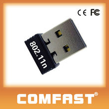 150Mbps owner brand COMFAST wireless wifi network card for Desktop/Laptop