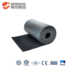 Isolation plate black thermal insulation rubber foam sheet pvc plastic sheets