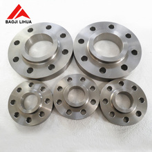 RJ flange titanium material for Mechanical parts