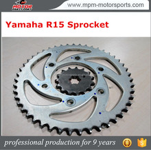 cheap motorcycle sprocket OEM R15 sprocket for yamaha