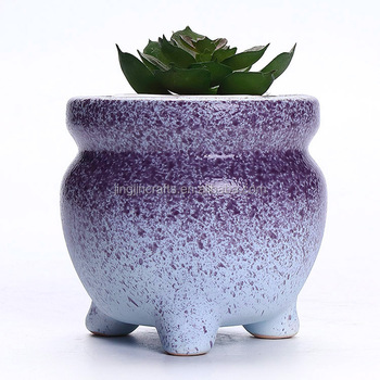 2018 trendy succulent ceramic ceramic flower pot