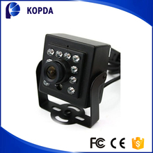 Spy mini hidden ahd ir cut cctv camera 720p 960p 1080p ahd thermal cameras for car/ATM/bank/shop/toilet