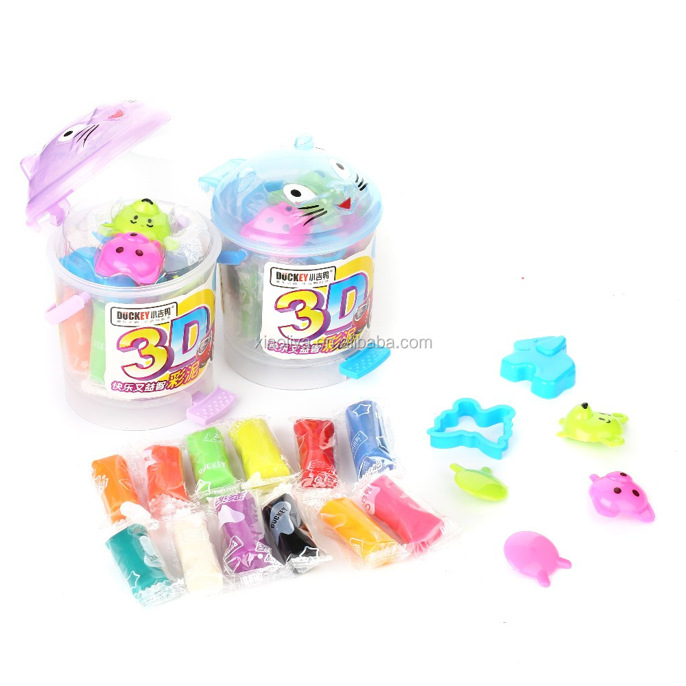 Top sale kids good quality soft toy and play dough