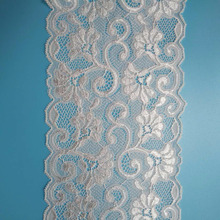 Young TR Fashion guipure liturgical white wedding lace trim,tulle chemical lace trim