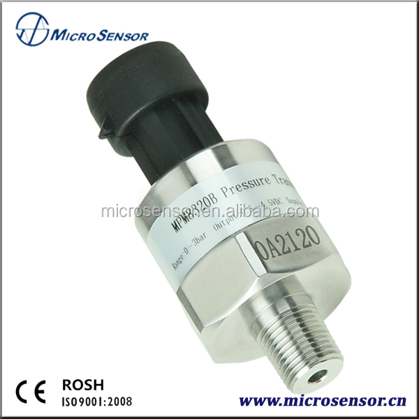 Cost-efficient Small Size CE Mini Pressure Gauge
