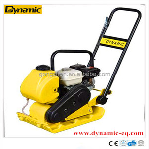 DYNAMIC vibrating concrete and good used Plate compactor