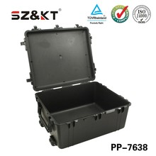 wholesale plastic spray gun tool box / gun case
