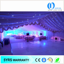White gazebo for sale for party event clear roof