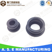 Black Anodizing Mechanical Parts with LOGO cnc machining milling auto parts