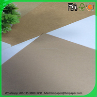 recycle 120 gsm kraft paper for gift bag