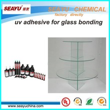 UV 3320-high quality UV glass glue for glass to glass bonding