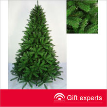 Top quality cheap promotion pine needle christmas tree
