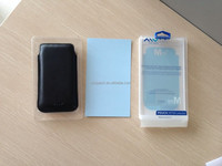 plastic packaging box for apple iphone 6 cover