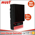 CE certificated 20A 30A 40A MPPT battery charge controller in solar system